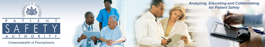 Falls, a Hospital-Acquired Condition: The Pennsylvania Patient Safety Authority's Enhanced Reporting Program