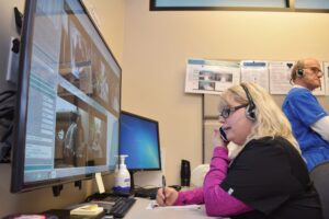 Virtual Support Technology Keeps Patients Safe at Cox Health