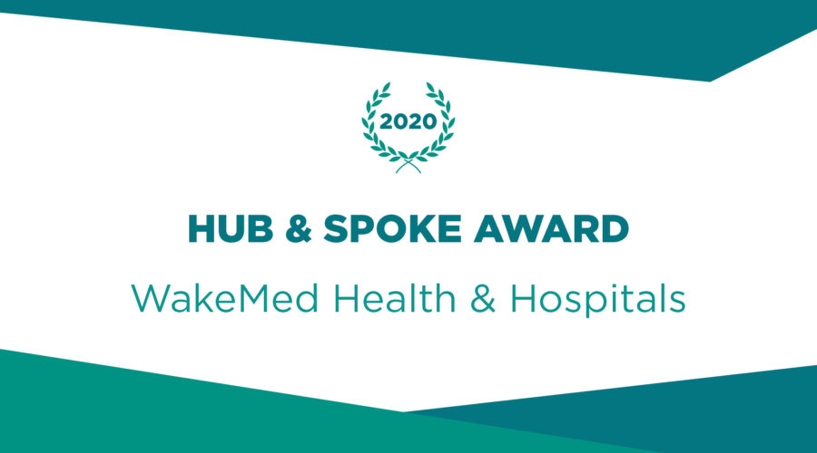 AvaSure Recognizes WakeMed Health & Hospitals for Most Efficient TeleSitter Use by a Multi-Site Organization