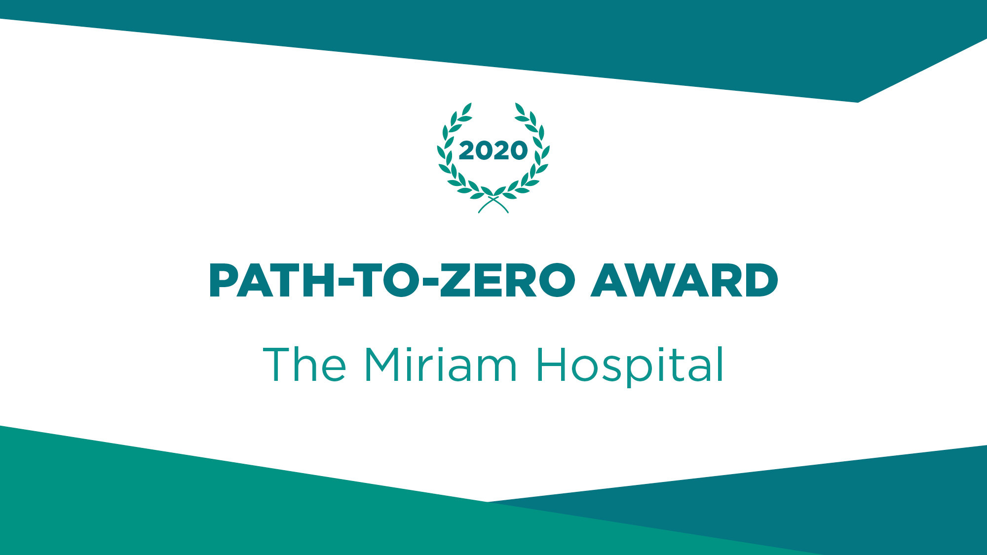 AvaSure Recognizes the Miriam Hospital for Most Impressive Fall Reduction Program