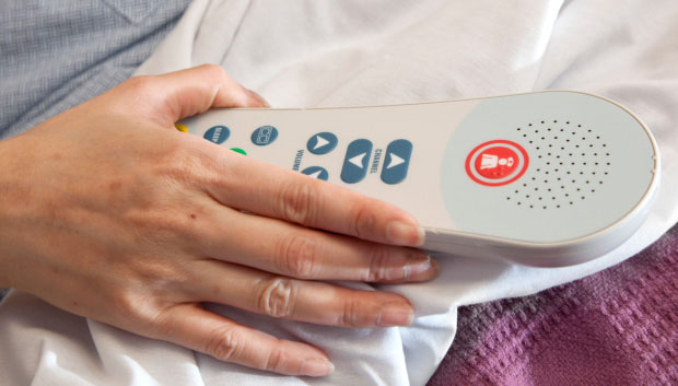In Today's Inpatient Care Environment, the Nurse Call Light Falls Short